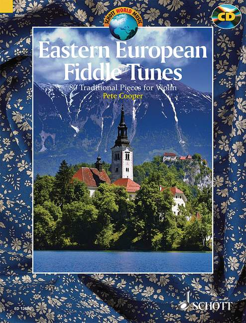 Eastern European Fiddle Tunes image